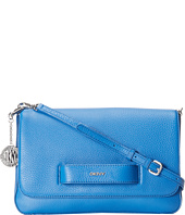 DKNY - Tribeca - Soft Tumbled Crossbody Clutch w/ Det