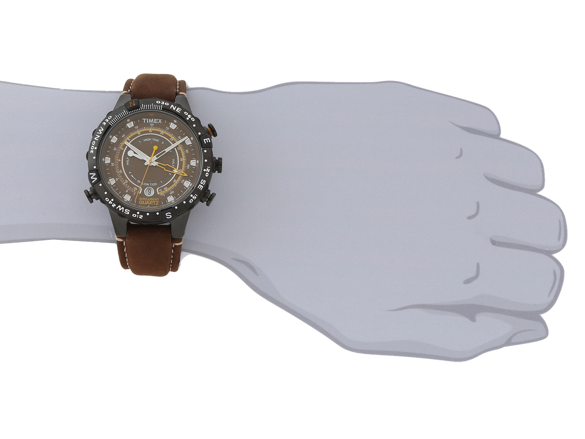 timex intelligent quartz tide temp compass manual