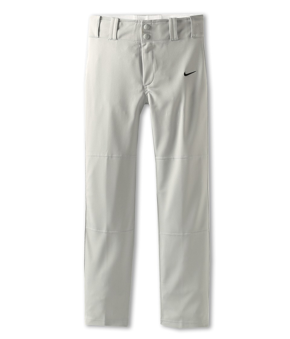 Nike Kids Baseball Core Dri FIT Open Hem Pant Little Kids/Big Kids Team Blue Grey/Team Black Boys Workout