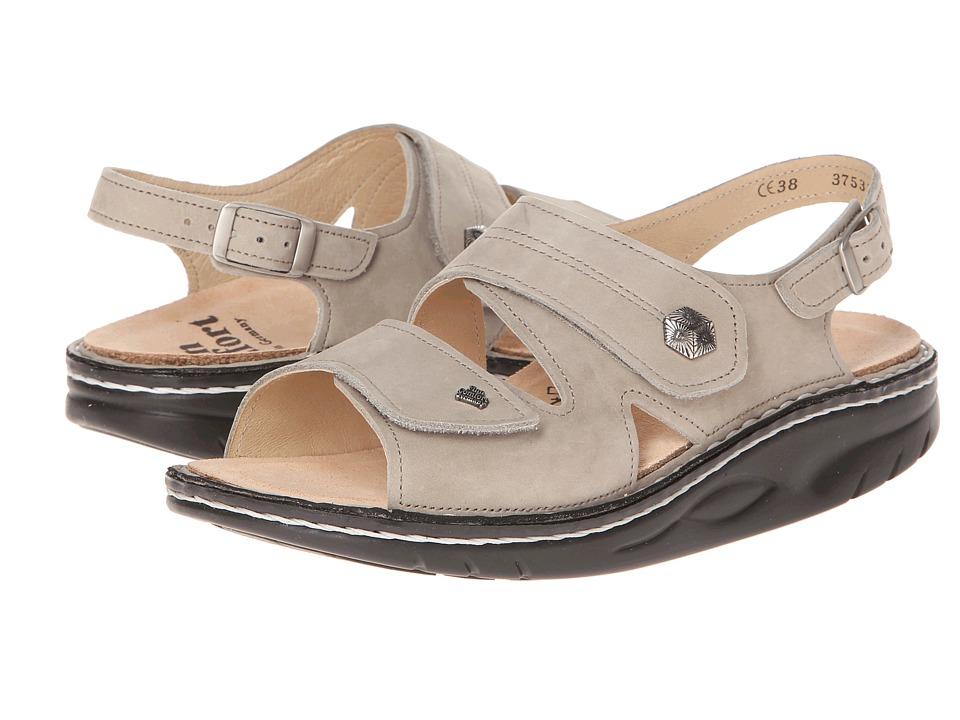 Finn Comfort Sparks Rock Nubuk Womens Sandals