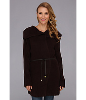 Jones New York - Rib Sleeve Cardigan Coat