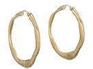 The Sak Small Century Metal Hoop Earrings