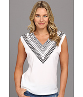 NIC+ZOE - Intricate V Top