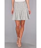 Rebecca Taylor - Tweed Skirt w/ Zips