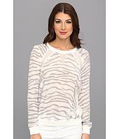 Rebecca Taylor - L/S Silk Sweatshirt