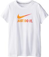 Nike Kids - JDI Swoosh Gradient Tee (Little Kids/Big Kids)