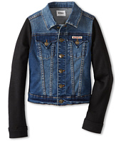 Hudson Kids - Denim Jacket With Ponte Knit Sleeve (Big Kids)