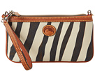 Dooney & Bourke Nylon Large Slim Wristlet