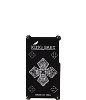 King Baby Studio - MB Cross Engraved Phone Case for iPhone® 4 and 4s