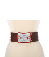 Tasha Polizzi - Tee Pee Beaded Belt