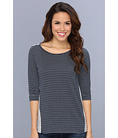 NYDJ - Blocked Stripe Top