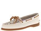Sperry Top-Sider - A/O 1 Eye (Ivory Floral Perf)