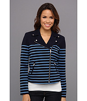 NYDJ - Stripe Ponte Jacket