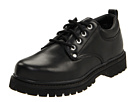 SKECHERS - Alley Cats (Black Oily Leather) - Footwear