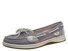 Sperry Top-Sider - Angelfish (Charcoal Canvas/Open Mesh)