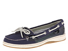 Sperry Top-Sider - Angelfish (Navy Canvas/Open Mesh) - Footwear