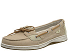 Sperry Top-Sider - Angelfish (Light Tan Canvas/Open Mesh) - Footwear