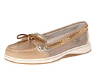Sperry Top-Sider - Angelfish (Linen Leather/Gold Open Mesh)