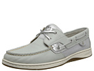 Sperry Top-Sider - Bluefish 2-Eye (Grey Leather/Open Mesh) - Footwear