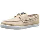 Sperry Top-Sider - Bahama 2-Eye (Natural Linen) - Footwear