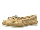 Sperry Top-Sider - Audrey (Gold Metallic Woven) - Footwear