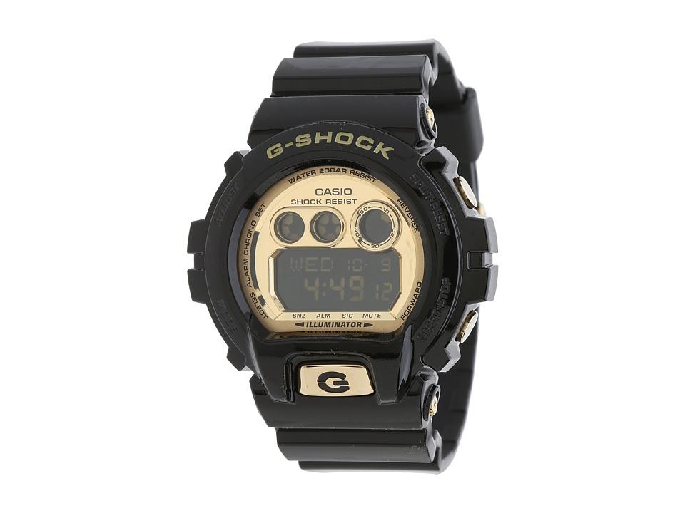 G Shock GDX6900 XL Black/Gold Watches
