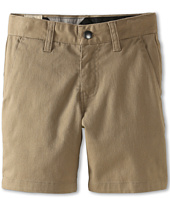 Volcom Kids - Frickin Modern Stretch Short (Toddler/Little Kids)