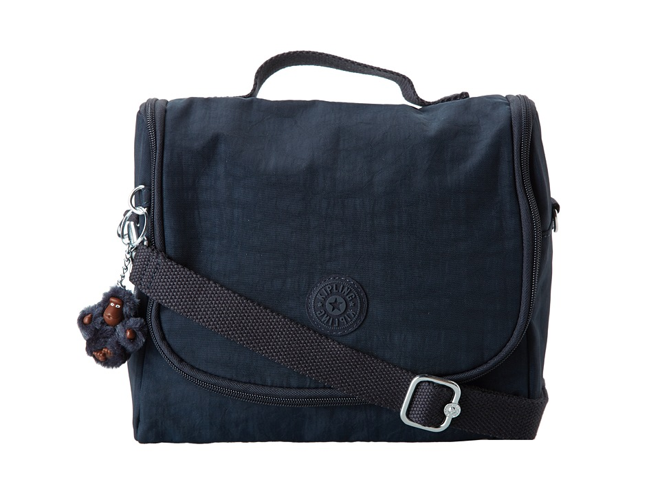 Kipling - Kichirou Lunch Bag (True Blue) Cross Body Handbags