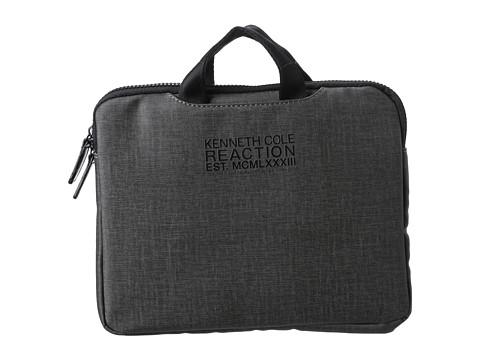 Kenneth Cole Reaction Slim Single Gusset Top Zip Tablet Case.