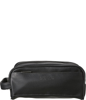 Kenneth Cole Reaction - Vinyl Double Compartment Top Zip Travel Kit