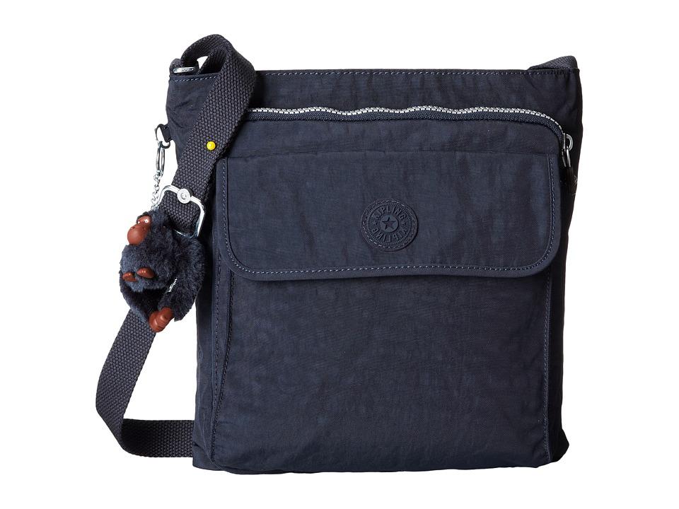Kipling - Machida Crossbody Bag (True Blue) Cross Body Handbags