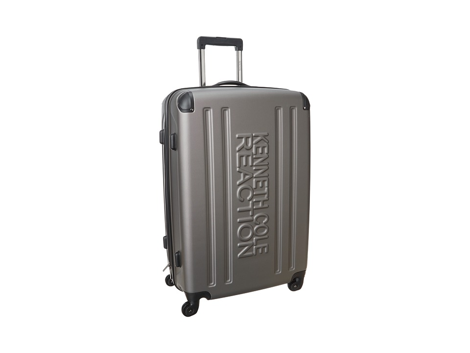 Kenneth Cole Reaction - 28 4-Wheel Upright Pullman (Light Silver) Pullman Luggage