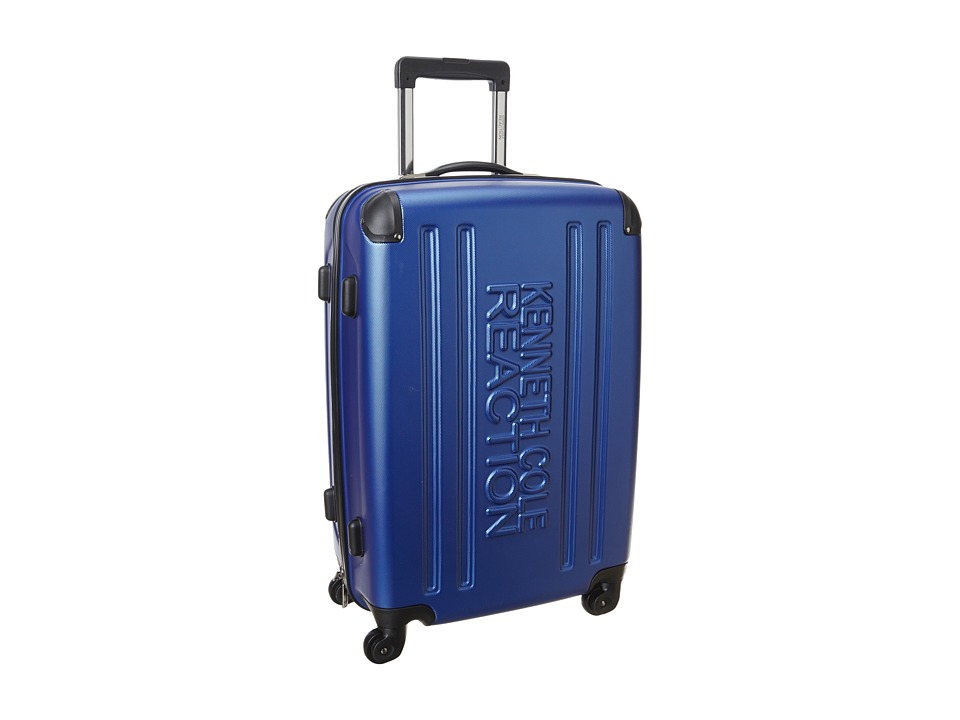 Kenneth Cole Reaction - 24 4-Wheel Upright Pullman (Cobalt Blue) Pullman Luggage