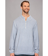 Tommy Bahama Big & Tall - Big & Tall Seaside Avenue Half Zip Sweater