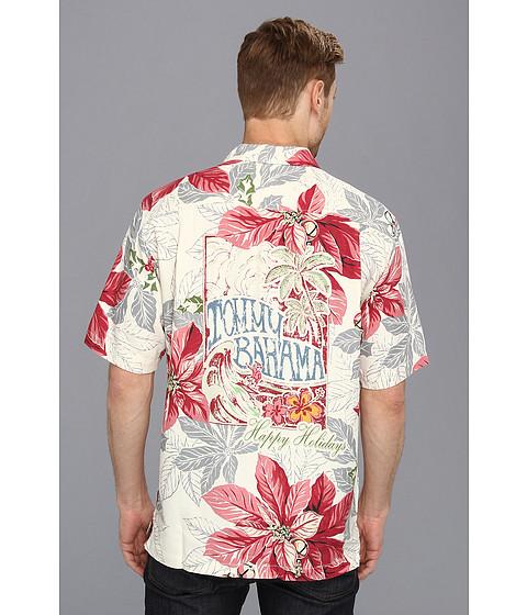 Tommy bahama half pipe holiday camp shirt continental for Tommy bahama christmas shirt 2014