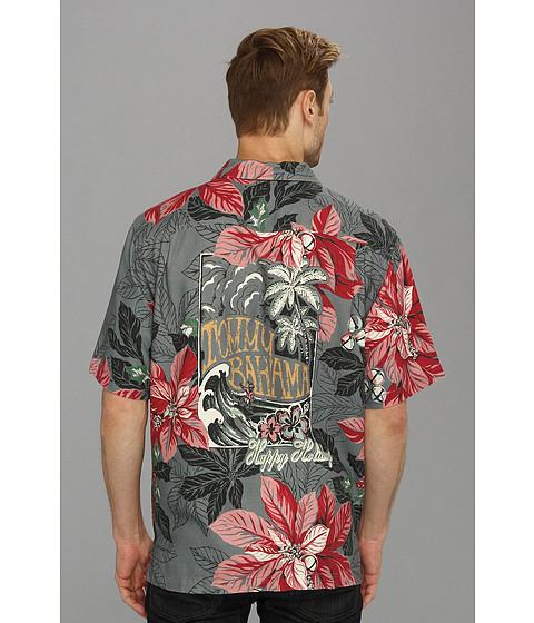 Tommy bahama half pipe holiday camp shirt shipped free for Tommy bahama christmas shirt 2014