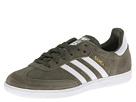 adidas Originals - Samba (Dark Green/White) -