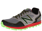 New Balance Zero v2 Grey, Red, Green Shoes