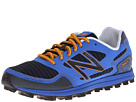 New Balance Zero v2 Blue, Orange Shoes