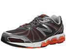 New Balance M780v4 Grey, Orange Shoes