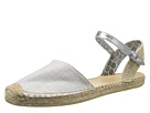 Sperry Top-Sider - Hope (Silver Sparkle Linen) - Footwear