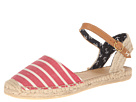 Sperry Top-Sider - Hope (Red Bretton Stripe) - Footwear