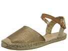 Sperry Top-Sider - Hope (Gold Sparkle Linen) - Footwear