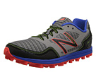 New Balance WT00v2 Grey, Blue, Red Shoes