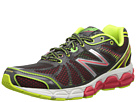 New Balance W780v4 Dark Grey, Pink, Yellow Shoes