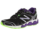 New Balance W780v4 Black, Purple Shoes