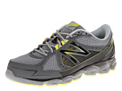 New Balance M750v3 Grey, Lime Shoes