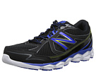 New Balance M750v3 Black, Blue Shoes