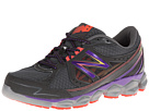 New Balance W750v3 Grey, Purple Shoes
