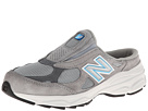 New Balance 990v3 Slip On Grey Shoes
